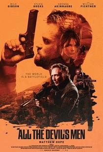 All the Devil's Men - Poster / Capa / Cartaz - Oficial 1