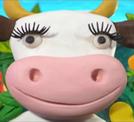 A vaca Leiteira (La vaca lechera)