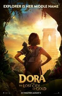 Dora e a Cidade Perdida - Poster / Capa / Cartaz - Oficial 2