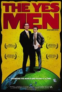 The Yes Men - Poster / Capa / Cartaz - Oficial 1