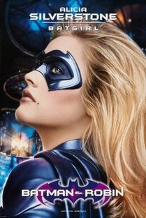 Batman & Robin - Poster / Capa / Cartaz - Oficial 2