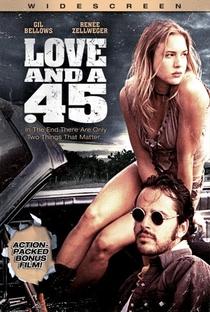 Um Amor e Uma 45 - Poster / Capa / Cartaz - Oficial 1