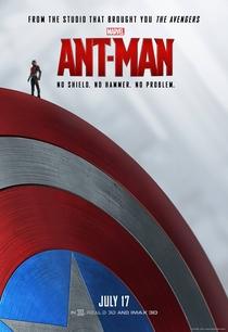 Homem-Formiga - Poster / Capa / Cartaz - Oficial 19