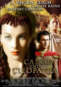 César e Cleópatra - Poster / Capa / Cartaz - Oficial 3