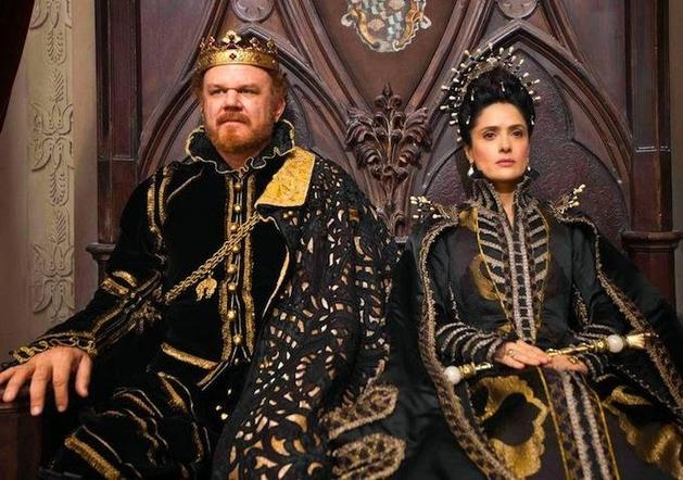 """Película Criativa: """"The Tale of Tales"""" ganhou um trailer espetacular, com Salma Hayek e Vincent Cassel"""