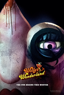 Willy's Wonderland - Poster / Capa / Cartaz - Oficial 6