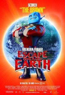 A Fuga do Planeta Terra - Poster / Capa / Cartaz - Oficial 3