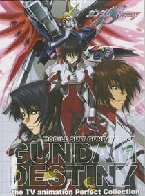 Mobile Suit Gundam SEED Destiny - Poster / Capa / Cartaz - Oficial 1