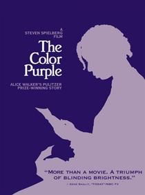 A Cor Púrpura - Poster / Capa / Cartaz - Oficial 3