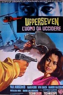 Upperseven - Escolhido para Matar - Poster / Capa / Cartaz - Oficial 2