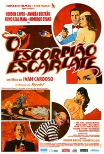 O Escorpião Escarlate - Poster / Capa / Cartaz - Oficial 1