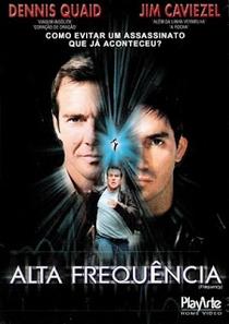 Alta Frequência - Poster / Capa / Cartaz - Oficial 3