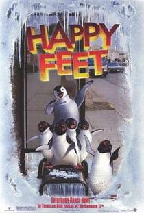 Happy Feet: O Pingüim - Poster / Capa / Cartaz - Oficial 4