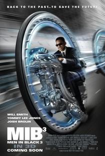 MIB - Homens de Preto 3 - Poster / Capa / Cartaz - Oficial 5