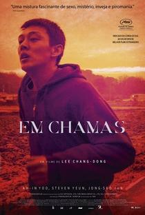 Em Chamas - Poster / Capa / Cartaz - Oficial 1
