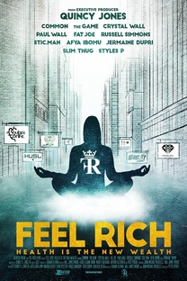Feel Rich - Poster / Capa / Cartaz - Oficial 1