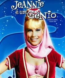 Jeannie é um Gênio (1ª Temporada) - Poster / Capa / Cartaz - Oficial 3