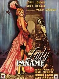 Lady Paname  - Poster / Capa / Cartaz - Oficial 1