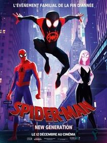 Homem-Aranha no Aranhaverso - Poster / Capa / Cartaz - Oficial 12