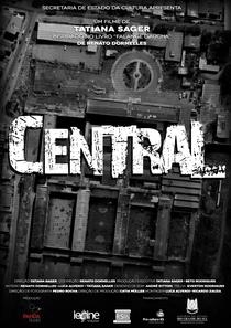 Central - Poster / Capa / Cartaz - Oficial 1