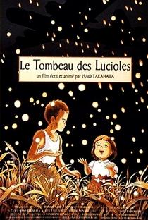 Túmulo dos Vagalumes - Poster / Capa / Cartaz - Oficial 13