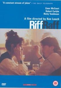 Riff-Raff - Poster / Capa / Cartaz - Oficial 1