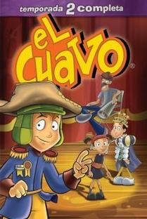 Chaves em Desenho Animado (2° Temporada) - Poster / Capa / Cartaz - Oficial 1