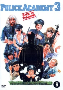 Loucademia de Polícia 3 - De Volta ao Treinamento - Poster / Capa / Cartaz - Oficial 3