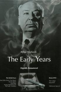 Perfil de Hitchcock: Os Primeiros Anos - Poster / Capa / Cartaz - Oficial 1