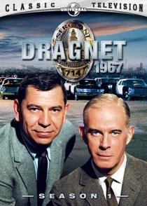 Dragnet 1967 - Poster / Capa / Cartaz - Oficial 1