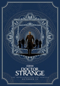 Doutor Estranho - Poster / Capa / Cartaz - Oficial 24