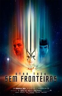 Star Trek: Sem Fronteiras - Poster / Capa / Cartaz - Oficial 19