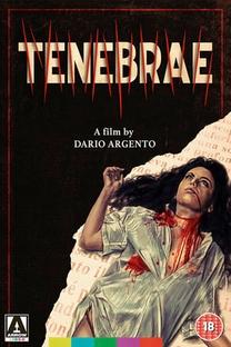 Tenebre - Poster / Capa / Cartaz - Oficial 9