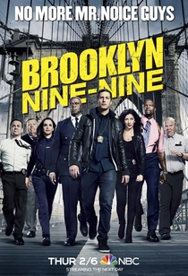 Brooklyn Nine-Nine (7ª Temporada) - Poster / Capa / Cartaz - Oficial 1