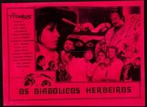 Os Diabólicos Herdeiros - Poster / Capa / Cartaz - Oficial 6