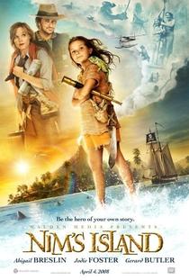 A Ilha da Imaginação - Poster / Capa / Cartaz - Oficial 2