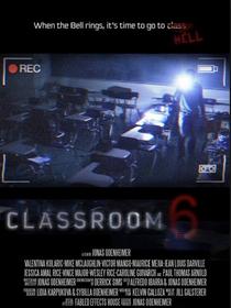Classroom 6 - Poster / Capa / Cartaz - Oficial 1