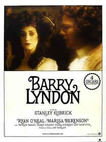 Barry Lyndon - Poster / Capa / Cartaz - Oficial 9