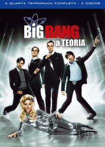 Big Bang: A Teoria (4ª Temporada) - Poster / Capa / Cartaz - Oficial 3