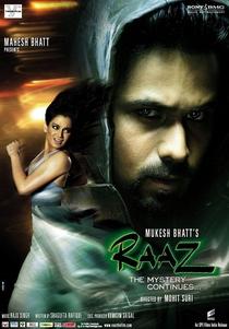 Raaz - The Mystery Continues - Poster / Capa / Cartaz - Oficial 1