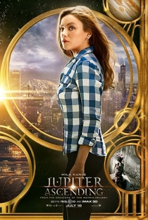 O Destino de Júpiter - Poster / Capa / Cartaz - Oficial 3