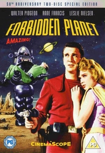 Planeta Proibido - Poster / Capa / Cartaz - Oficial 2