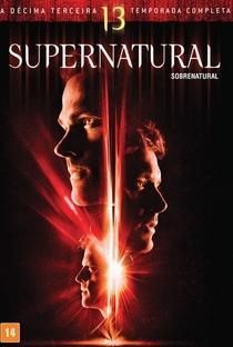 Sobrenatural (13ª Temporada) - Poster / Capa / Cartaz - Oficial 4
