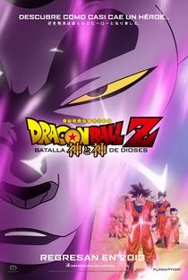 Dragon Ball Z: A Batalha dos Deuses - Poster / Capa / Cartaz - Oficial 2