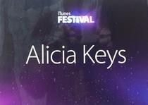 iTunes Festival : Alicia Keys - Poster / Capa / Cartaz - Oficial 1