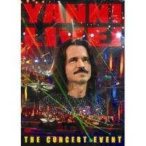 Yanni Live - Poster / Capa / Cartaz - Oficial 1