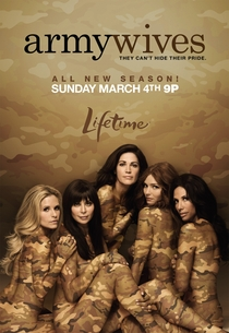 Army Wives (6° Temporada) - Poster / Capa / Cartaz - Oficial 1