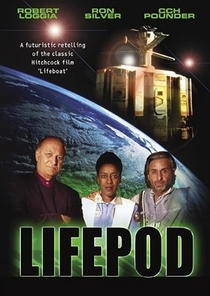 Lifepod - O 9º Passageiro - Poster / Capa / Cartaz - Oficial 1