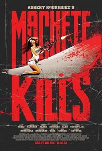 Machete Mata - Poster / Capa / Cartaz - Oficial 2