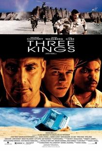 Três Reis - Poster / Capa / Cartaz - Oficial 5